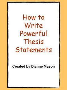 How to write references in thesis